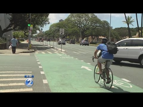 Celebrating National Bike Month in Honolulu