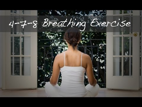 How To Perform the 4-7-8 Breathing Exercise | Andrew Weil, M.D.