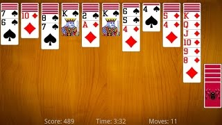 spider solitaire обзор игры андроид game rewiew android