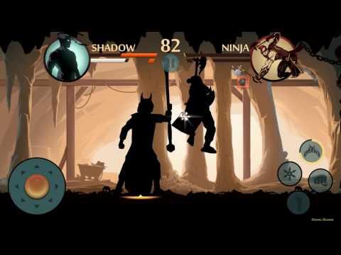 Shadow Fight 2 - Staff Of Night