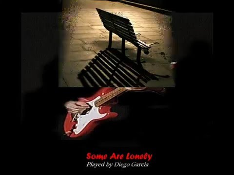 Some Are Lonely 1962 - Cover Diego García Gamez