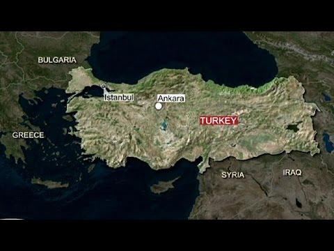 İstanbul'da Patlama: En Az 4 Yaralı