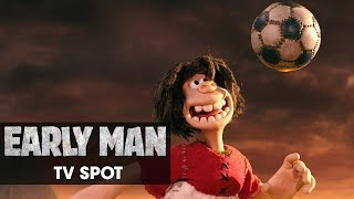 "Early Man (2018 Movie) Official TV Spot – ""Old School"" - Eddie Redmayne, Tom Hiddleston"