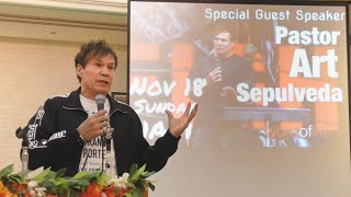 Heart of the Father(父の心)・Pastor ART SEPULVEDA・Word of Life Christian Center Honolulu