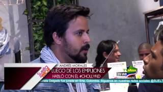 Suelta el Wichi- Andres Morales empujó al chollykid en un evento