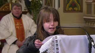 Karcagi Római Katolikus szentmise 2020.01.12.