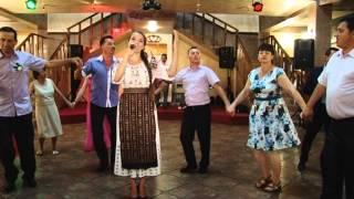 FOTOLIVIU Gabi Pirnau si Ana Maria Ion Oprisan Live Nunta 2014