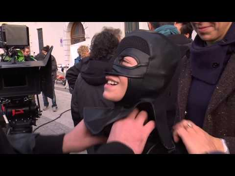 IL RAGAZZO INVISIBILE di Gabriele Salvatores  I giovani protagonisti del film