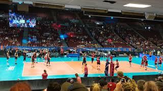 Canada vs USA warm up ( 06/10/2018 )