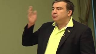 Встреча в Госавиаслужбе: Антонюк - Саакашвили [Полная версия]