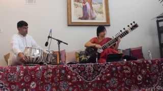 Anupama Bhagwat ( Sitar) - Miyan Ki Todi Aalaap