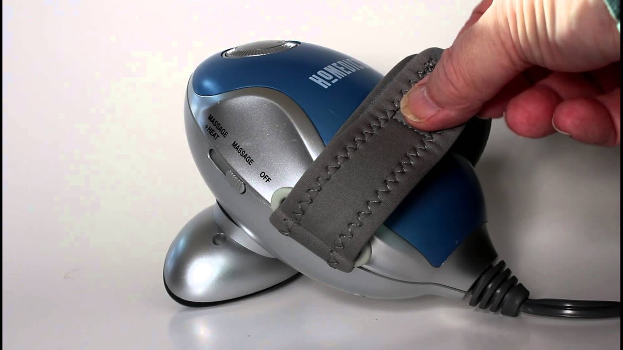 HoMedics Percussion Massager with Heat