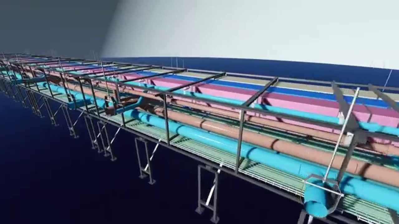Mechanical Pipe Rack System
