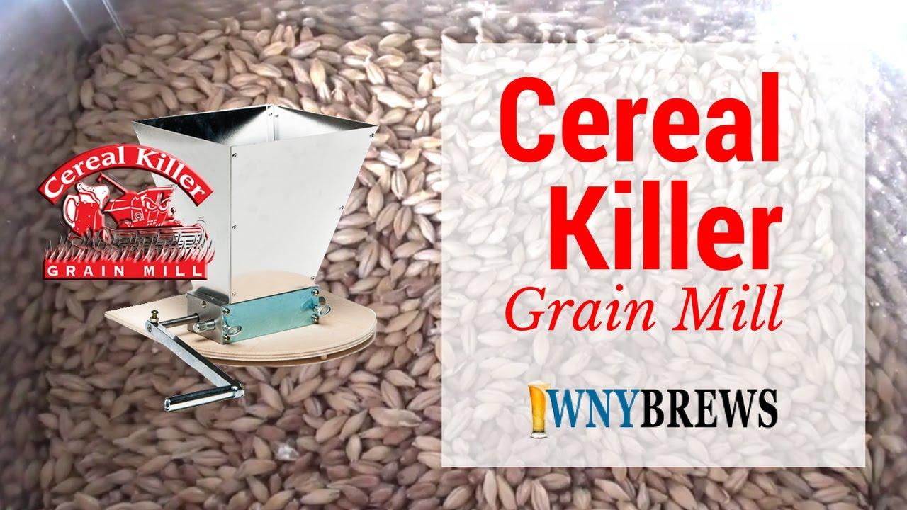 Cereal Killer Grain Mill Review