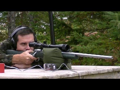 Sierra 69 Grain Match King Bullets / Remington 700 5R .223 ...
