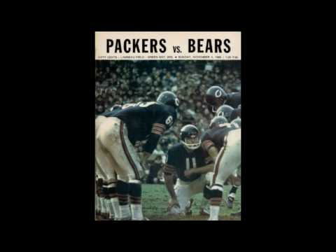 Bears-Packers 11-3-68 (Brickhouse-Kupcinet)