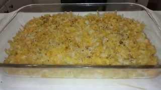 Stitchez781 - How to make homemade Mac n cheese pt.2
