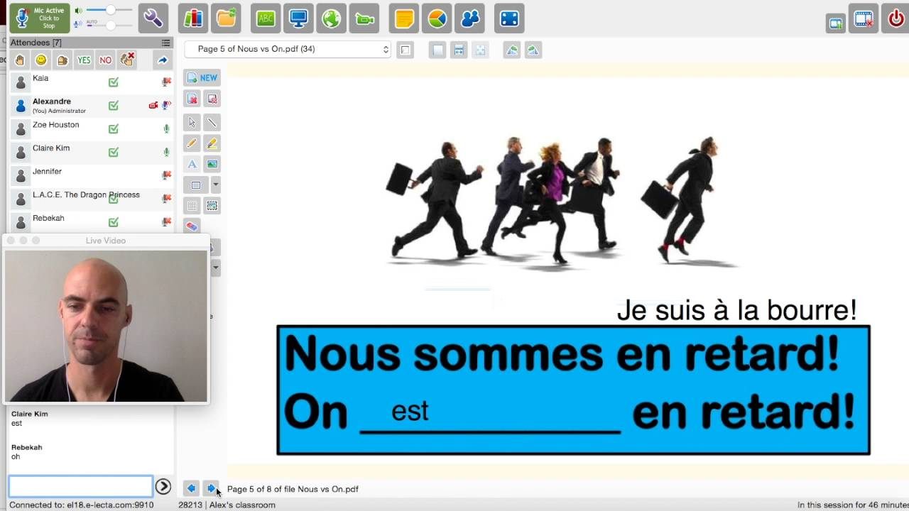 french classes online French homepage for world languages at normandale community college.