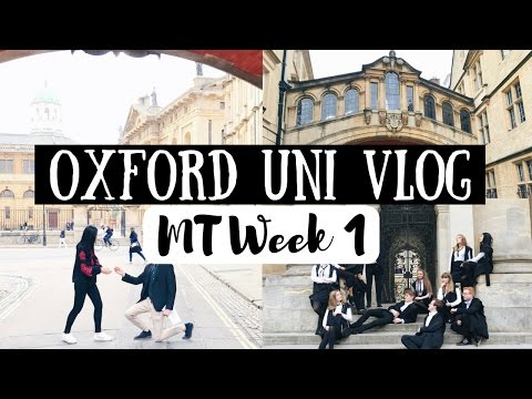 FIRST WEEK AT OXFORD UNIVERSITY - I'M MARRIED?! | viola helen