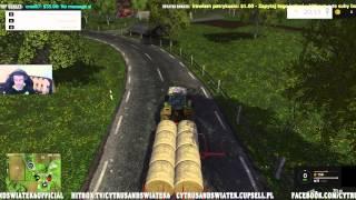 Kuzynowskie granie : Farming Simulator 2015 (19.01.2015r)
