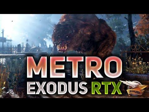 Metro Exodus RTX ON - Тайга - Полное прохождение на харде - Часть 3