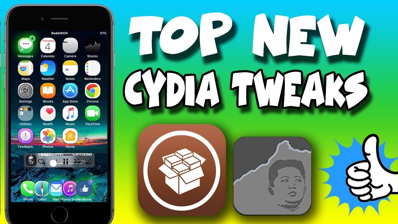 Top New Cydia Tweaks IOS 10 - 10 1 1 - 10 2 Jailbreak / 2017🔥