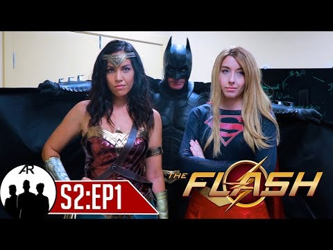 The Flash: S02 Episode 1 - FlashPoint  (Fan Series)