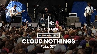 Cloud Nothings Full Set - Pitchfork Music Festival 2014