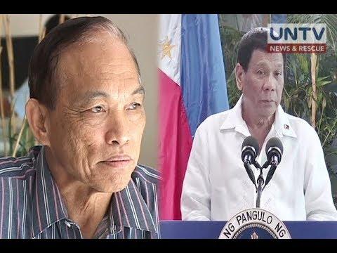 Santiago, inalis sa pwesto ni Duterte dahil sa junket at iba pang alegasyon ng katiwalian