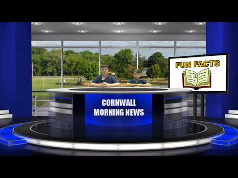 12/5/17 Morning Announcements