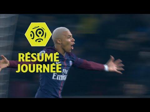 Résumé de la 19ème journée - Ligue 1 Conforama / 2017-18