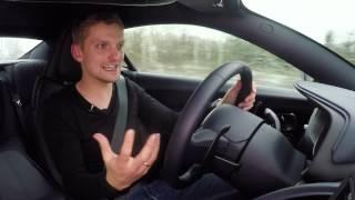 Наши тесты. Aston Martin DB11. Вып.875