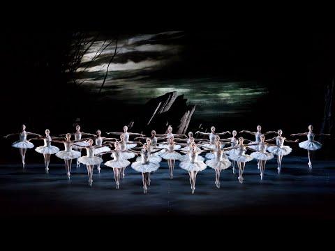 Swan Lake trailer (The Royal Ballet)