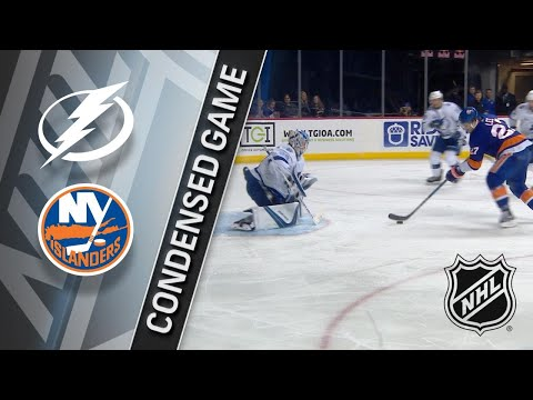 03/22/18 Condensed Game: Lightning @ Islanders