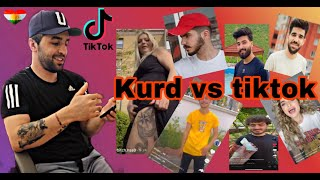 Duhok Kurdish badini TIKTOK´S  Reaction video