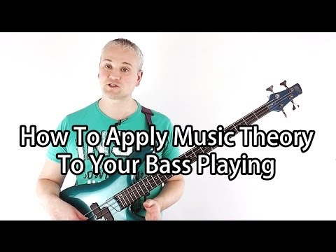How To Apply Music Theory To Your Basslines