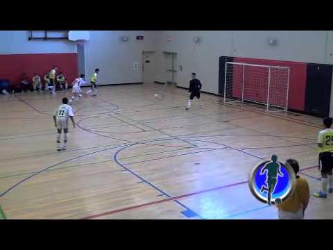 Lyons FC vs BSA Futsal Academy (97/98)