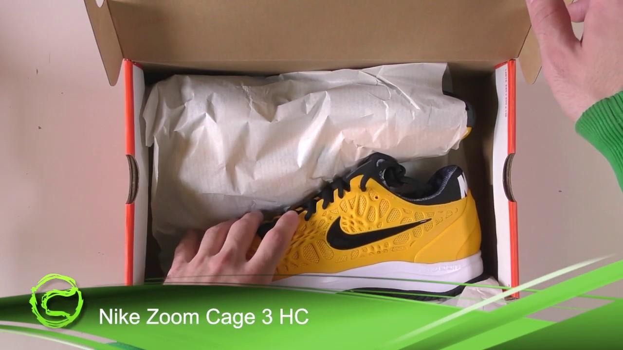 957c9675fd3 Nike Zoom Cage 3 HC University Gold