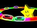 RACING ON MARIO RAINBOW ROAD! (GTA 5 Funny Moments)