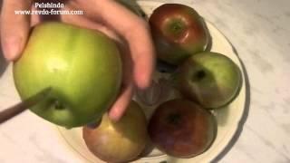 Как запечь яблоки в микроволновке ;-)