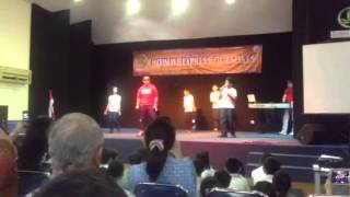 Bendera (dance i love Indonesia) Daniel mananta cover