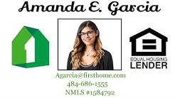 484-686-1555 is Amanda E. Garcia a Mortgage Loan Officer