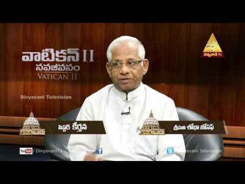 Nava Jeevan Vatican II | Fr.P.Francis ,Episode-29 , part-1 | Divyavani TV