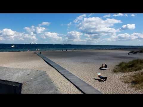 Amager strand Copenhagen
