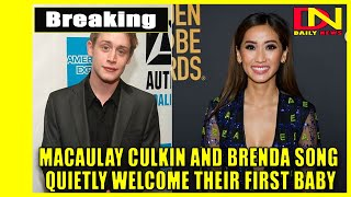 Macaulay Culkin And Brenda Song Quietly Welcome Their First Baby