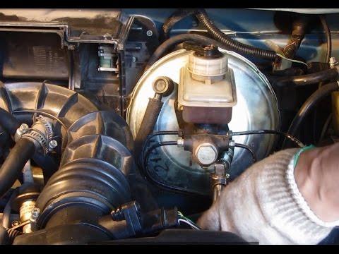 Замена вакуума на ВАЗ 2110, 2111 и 2112