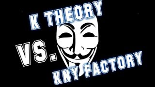 Eiffel 65 - Blue (K Theory VS. KNY Factory) (Trap Remix Mashup)