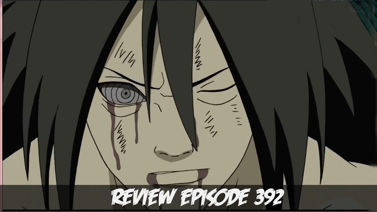 review naruto shippuden episode 392 youtube. Black Bedroom Furniture Sets. Home Design Ideas