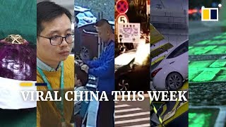 Viral China this week: Dissatisfied customer shaves hairdresser's head in revenge in China and more
