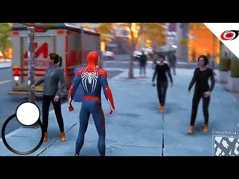 Top 10 Spider Man Games for Android - 동영상